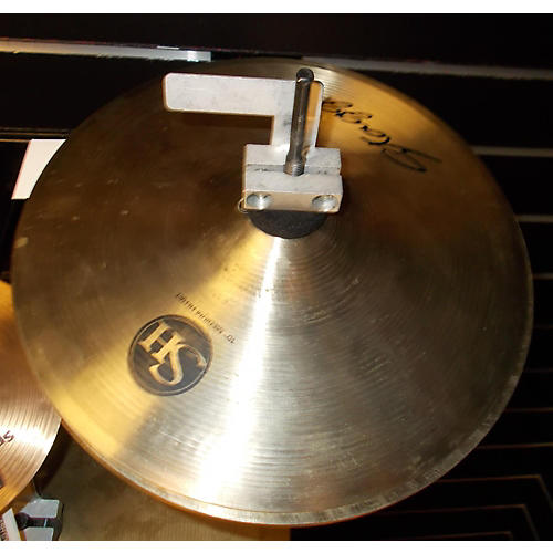 Stagg 10in SH Medium Mini Hihats Cymbal-thumbnail