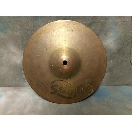 Solar by Sabian 10in SPLASH Cymbal  28