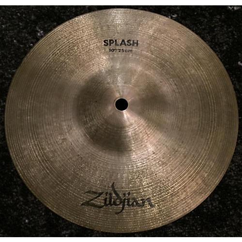 Zildjian 10in SPLASH Cymbal-thumbnail