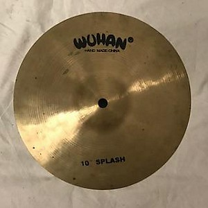 Pre-owned Wuhan 10 inch SPLASH Cymbal