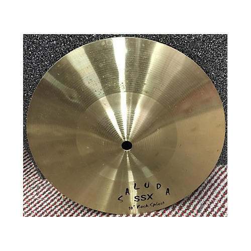 Saluda 10in SSX Cymbal-thumbnail