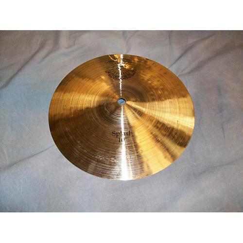 Paiste 10in Signature Sound Formula Splash Cymbal