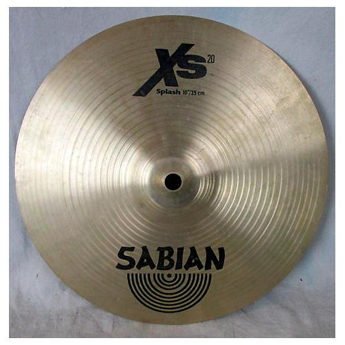 Paiste 10in Signature Splash Cymbal
