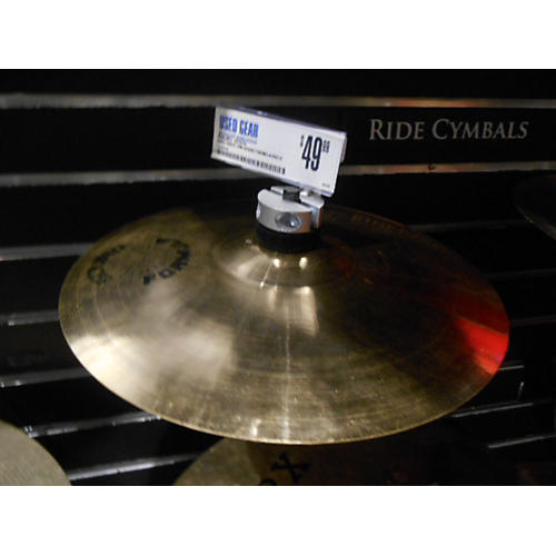 Paiste 10in Sound Formula Reflector Cymbal
