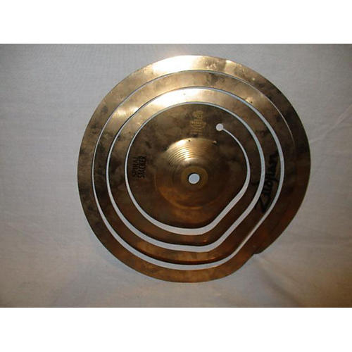 Zildjian 10in Spiral Stacker Cymbal