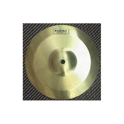 First Act 10in Splash Cymbal Cymbal