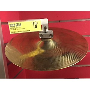 Pre-owned Wuhan 10 inch Splash Cymbal by Wuhan