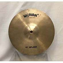 Wuhan 10in Splash Cymbal