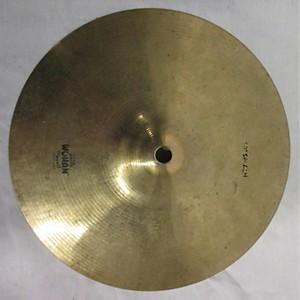 Pre-owned Wuhan 10 inch Splash Cymbal