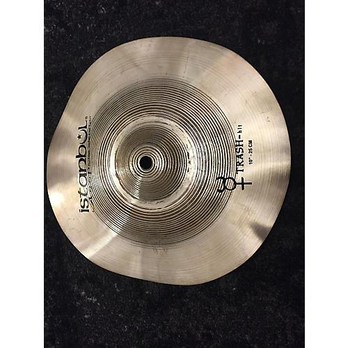 Istanbul Agop 10in TRASH Cymbal-thumbnail
