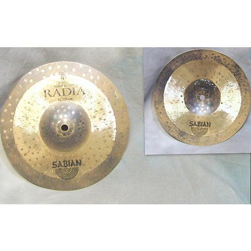 Sabian 10in Terry Bozzio Radia Cymbal