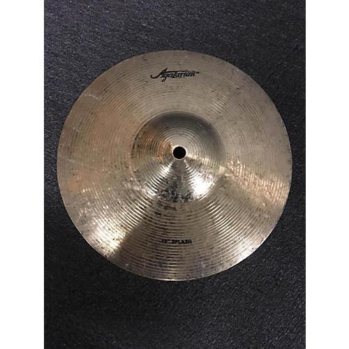 Agazarian 10in Traditional Splash Cymbal-thumbnail