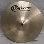 Bosphorus Cymbals 10in Traditional Splash Cymbal