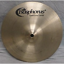 Bosphorus Cymbals 10in Traditional Splash Cymbal