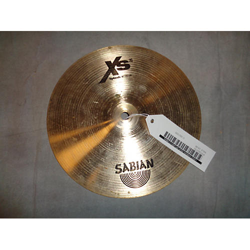 Sabian 10in XS20 Splash Cymbal-thumbnail