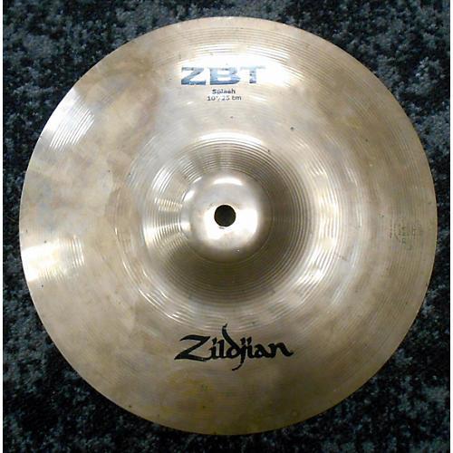 Zildjian 10in ZBT Splash Cymbal