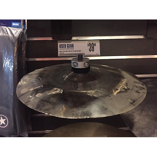Zildjian 10in ZXT Flash Splash Cymbal-thumbnail