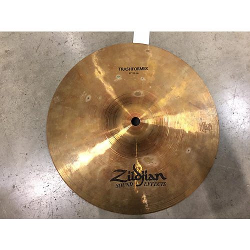 Zildjian 10in ZXT Trashformer Cymbal-thumbnail