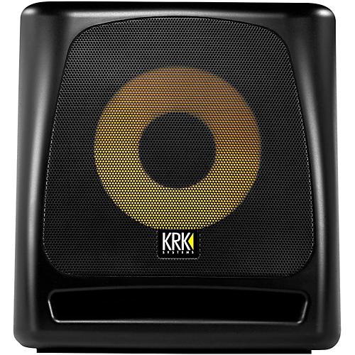 KRK 10s 10 in. Powered Studio Subwoofer