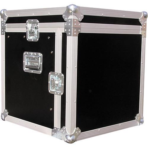 Eurolite 10x10 Mixer/Amp Combo Rack Case 10 X 10 U