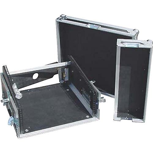 Eurolite 10x4 Mixer/Amp Combo Rack Case-thumbnail