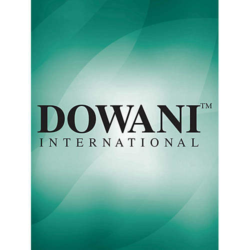 Dowani Editions 11 Easy Studies by Duvernoy (Op. 276) and Burgmüller (Op. 100) Dowani Book/CD Series
