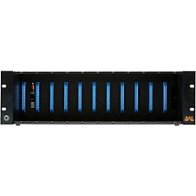 BAE 11-Space 500 Series Rack