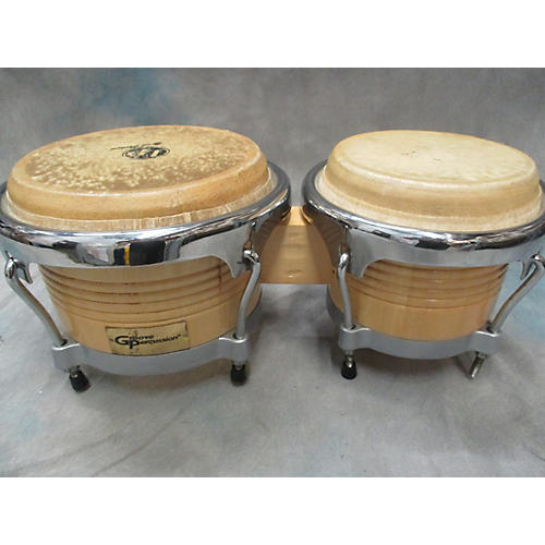 LP 11.75in Groove Percussion Bongos-thumbnail