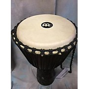 Meinl 11.75in Large African Villiage Carving Djembe
