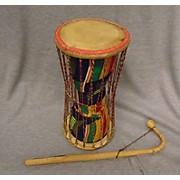 Miscellaneous 11.75in TALKING DRUM Hand Drum