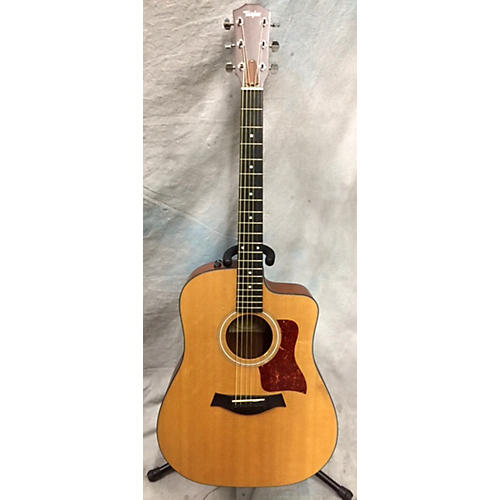 Taylor 110CE Natural Acoustic Electric Guitar-thumbnail
