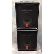 Fender 1110A Pair Unpowered Speaker