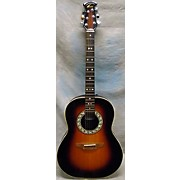 Ovation 1112 BALLADEER Acoustic Electric Guitar
