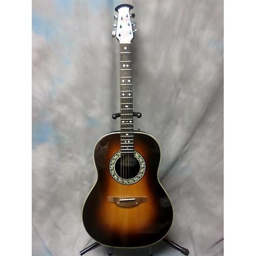 Ovation 1112 Balladeer Acoustic Guitar