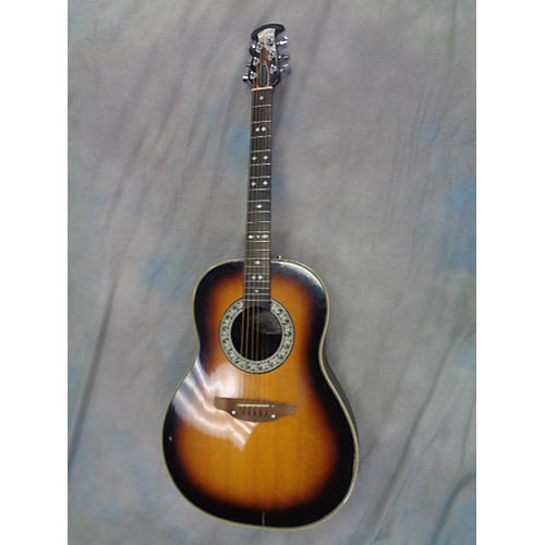 Ovation 11121 Acoustic Electric Guitar-thumbnail