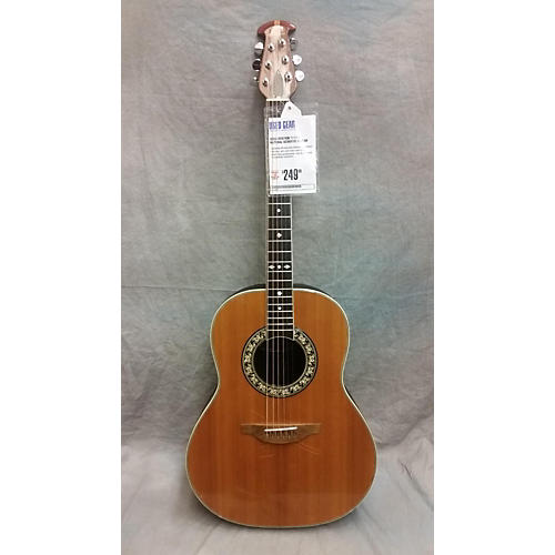 Ovation 1117-4 Acoustic Guitar-thumbnail