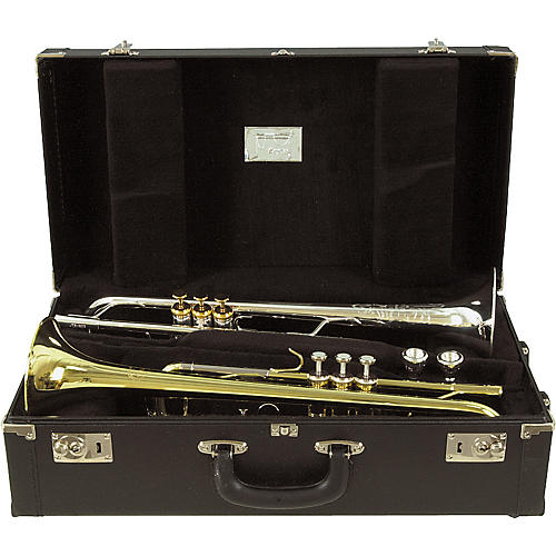 Schilke 112 Double Trumpet Case