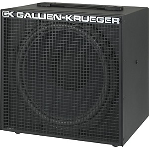 Gallien-Krueger 112MBX Extension Cabinet for Micro Bass by Gallien Krueger