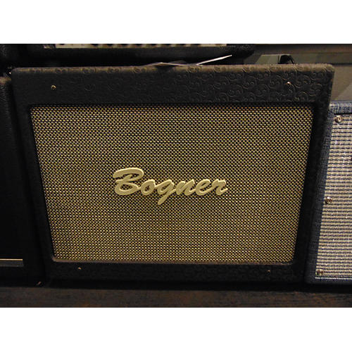 Bogner 112OT 8Ohm Open Back 1x12 Guitar Cabinet