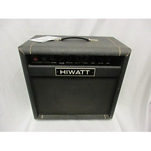 Pre-owned Hiwatt 112R Tube Guitar Combo Amp by Hiwatt