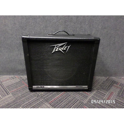 Peavey 112SX Black Guitar Cabinet