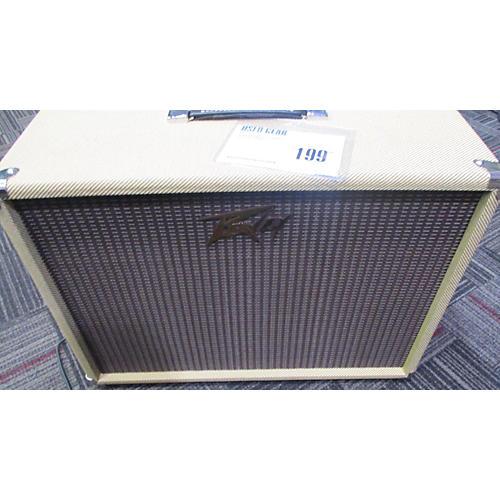 Peavey 112c Tweed Guitar Cabinet-thumbnail