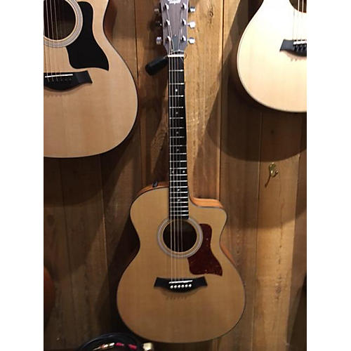 Taylor 114CE Acoustic Electric Guitar-thumbnail