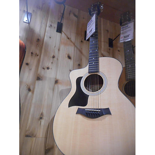 Taylor 114CE Left Handed Acoustic Electric Guitar
