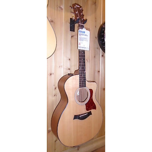 Taylor 114CE Natural Acoustic Electric Guitar