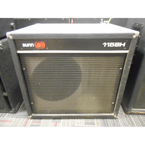 Sunn 115BH Bass Cabinet-thumbnail