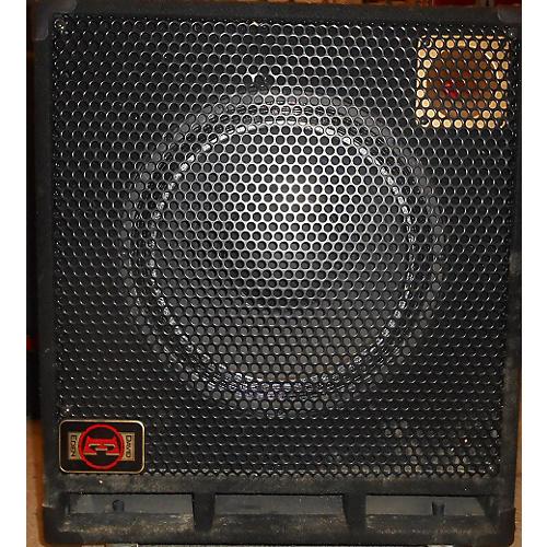 Eden 115XLT Bass Cabinet