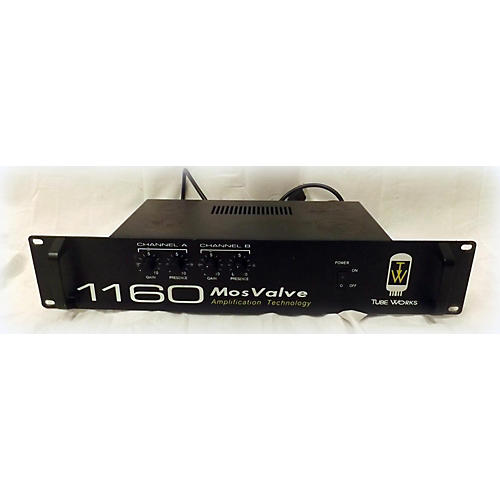 Tubeworks 1160 MosValve Guitar Power Amp-thumbnail