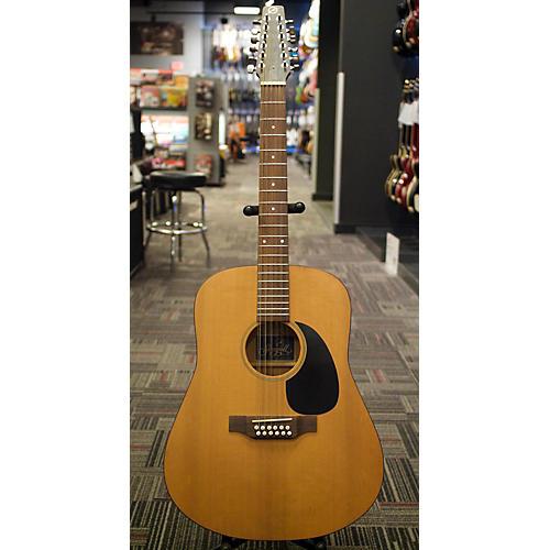 used seagull 12 12 string acoustic guitar guitar center. Black Bedroom Furniture Sets. Home Design Ideas