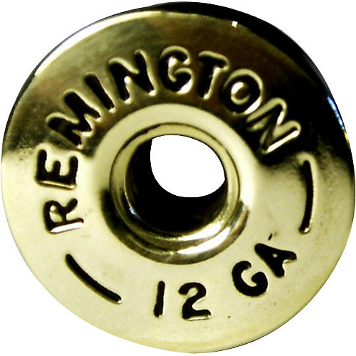 Allparts 12-Gauge Shotgun Shell Knob Gold